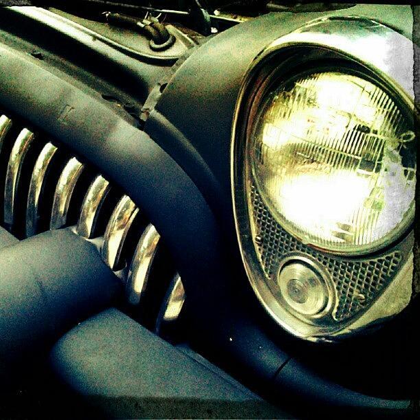 Buick Photograph by Fireblue Venus