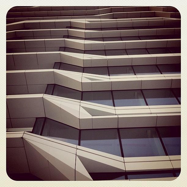 Building Photograph - #building #architecture #amsterdam by Robbert Ter Weijden