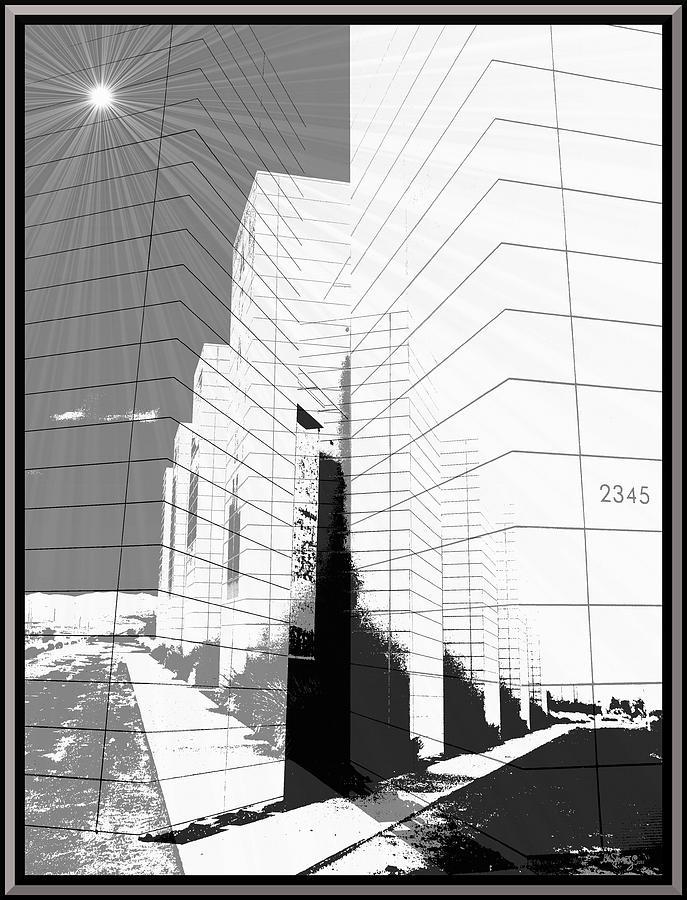 Buildings Photograph - Building Blocks by Glenn McCarthy Art and Photography