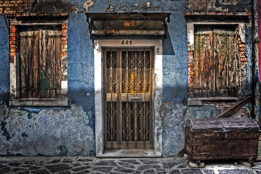 Burano Photograph - Burano - Venezia by Joana Kruse