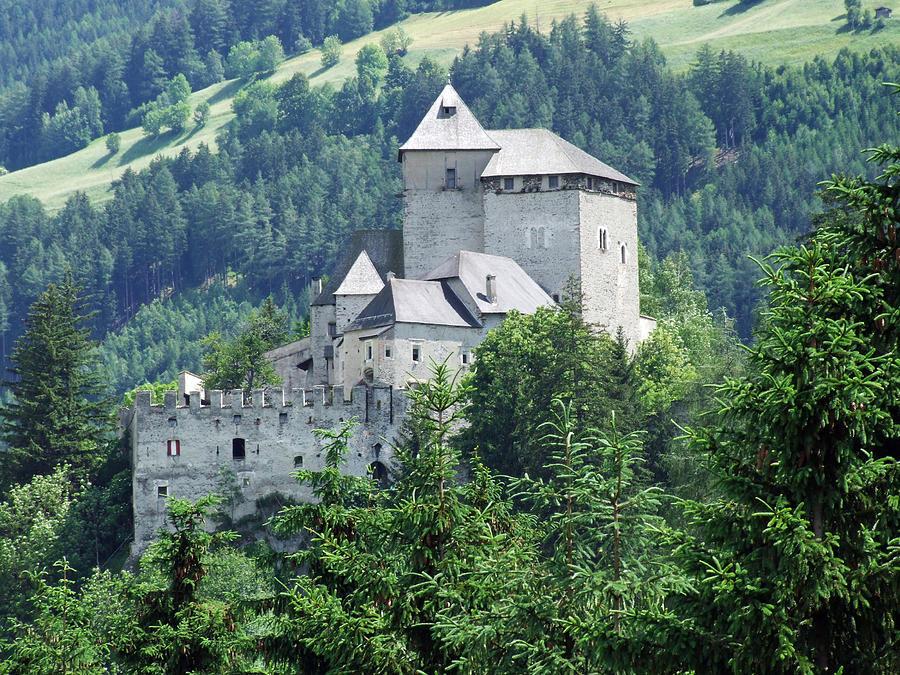 Europe Photograph - Burg Reifenstein Sterzing Italy by Joseph Hendrix