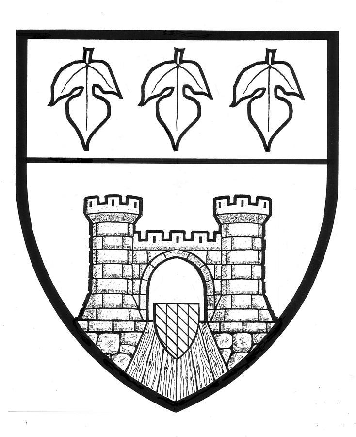 Burkart shield of arms by David Burkart