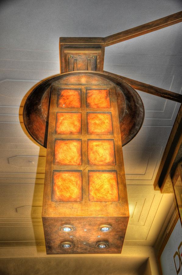 Lamp Digital Art - Burning by Barry R Jones Jr