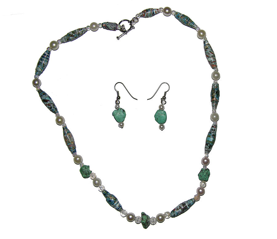 Handmade Jewelry - But Not Jaded by Adele Greenfield