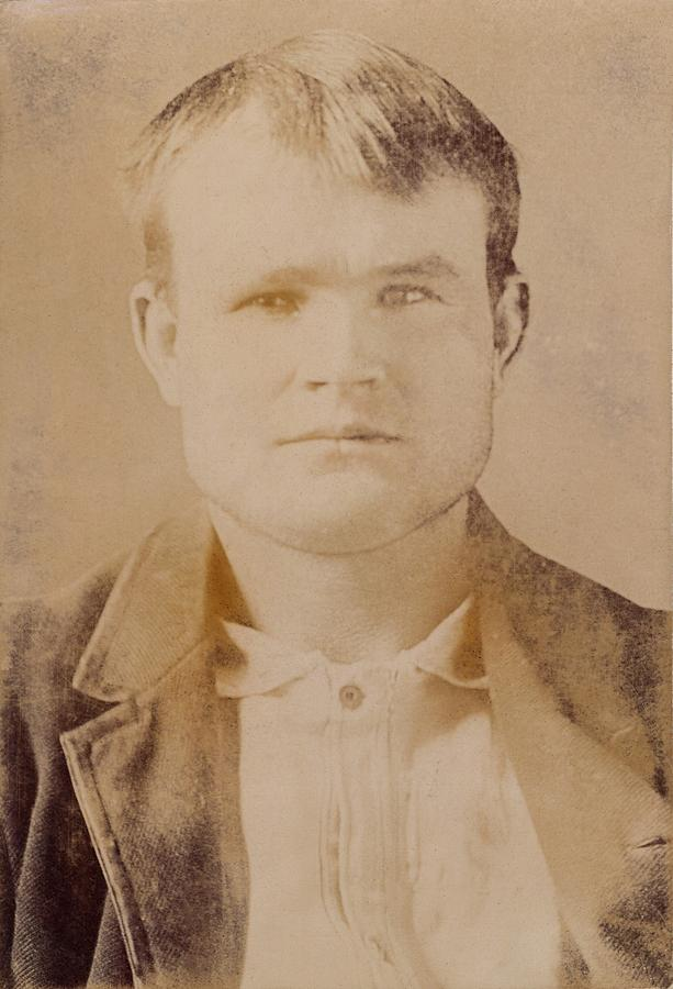 History Photograph - Butch Cassidy Was The Alias Of Robert by Everett