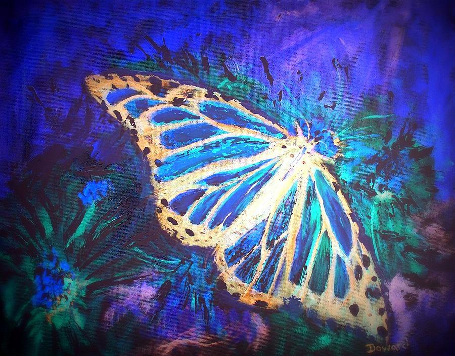 Butterfly Mixed Media - Butterfly Beauty 2 by Raymond Doward