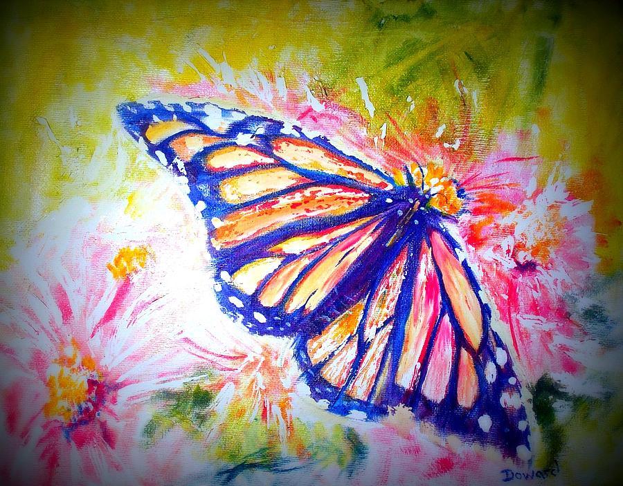 Butterfly Mixed Media - Butterfly Beauty 3 by Raymond Doward
