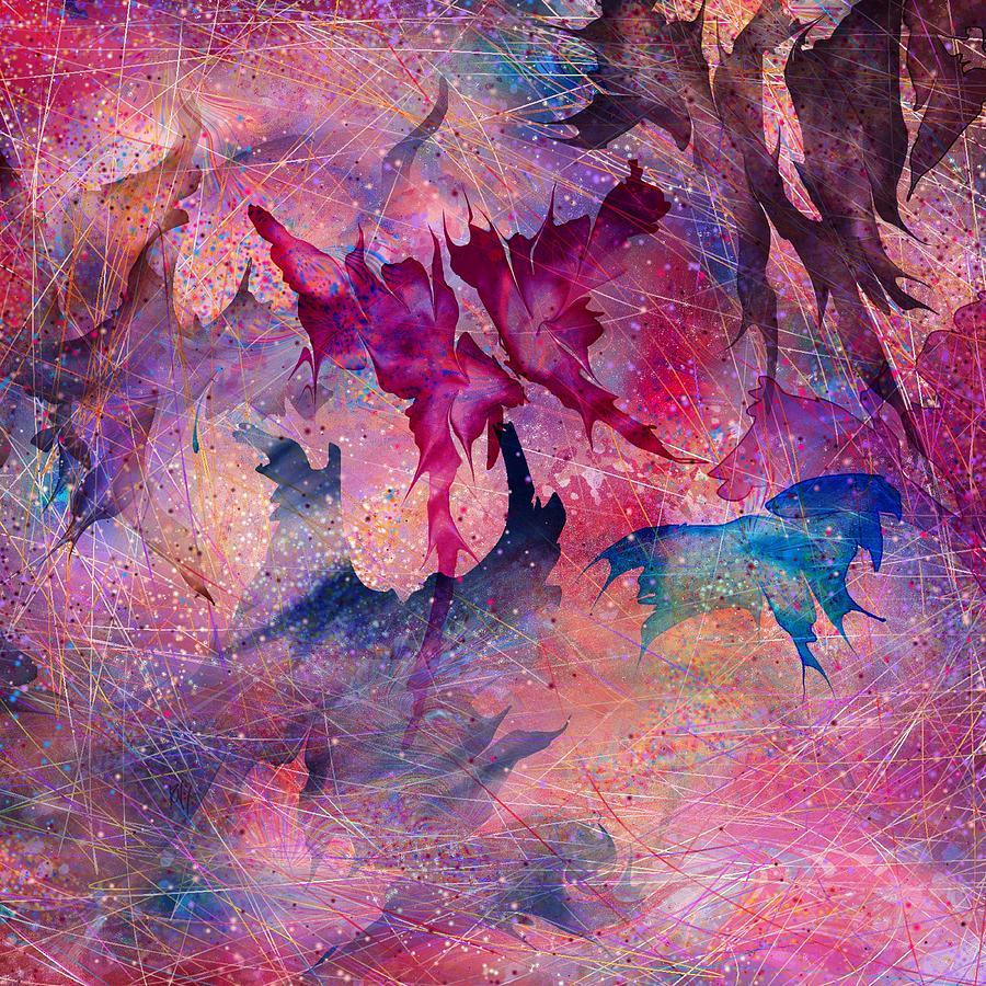 Butterfly Digital Art - Butterfly by Rachel Christine Nowicki