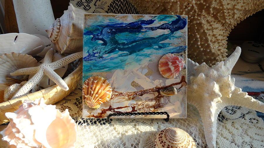 By The Beautiful Sea... Ceramic Art by Madigan Lang