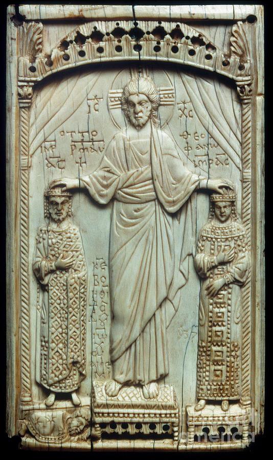10th Century Photograph - Byzantine Art by Granger