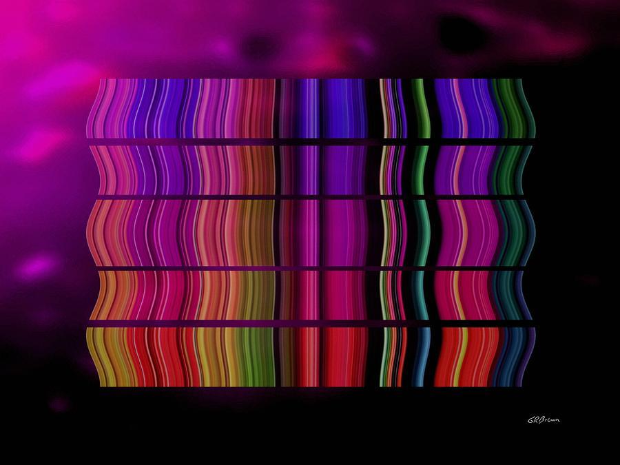 Cabaret Digital Art - Cabaret by Greg Reed Brown