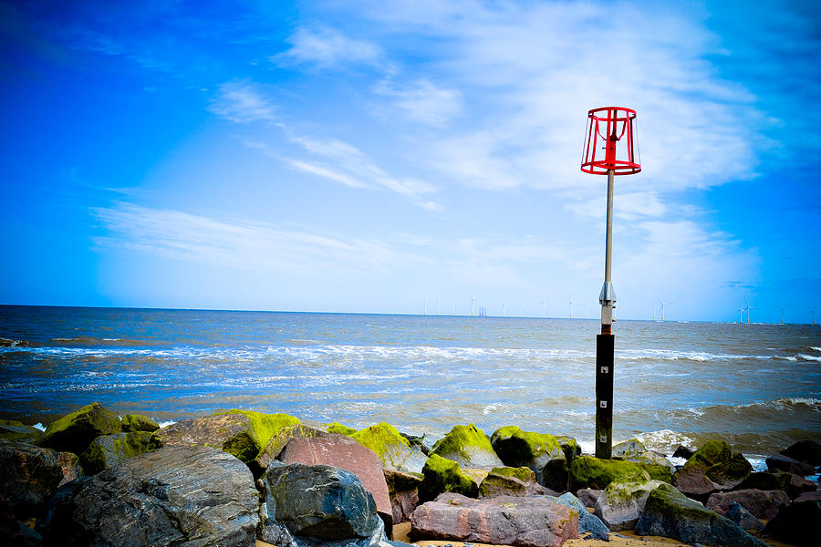 2012 Photograph - Caister On Sea by Ruth MacLeod