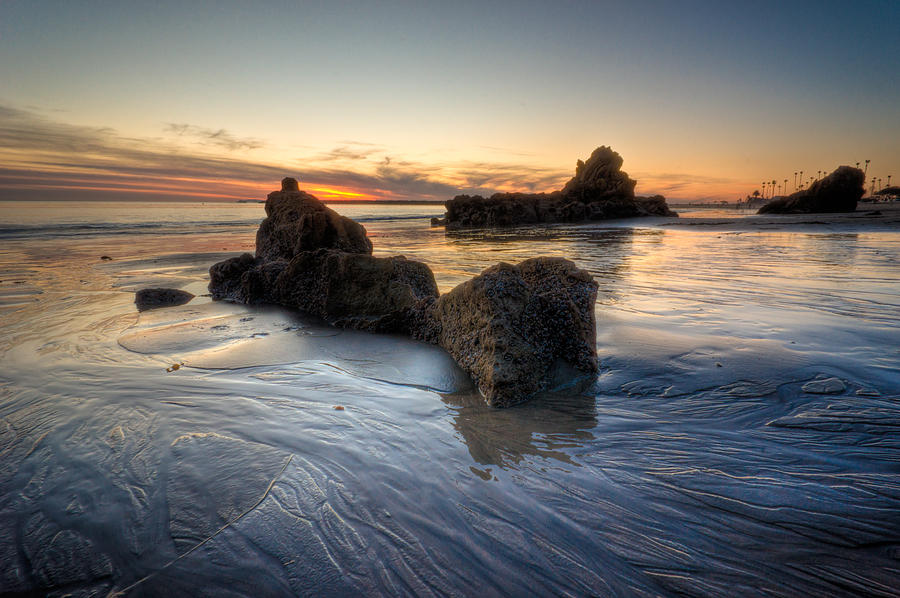 Sunset Photograph - Cali Sunset by Brian Leon