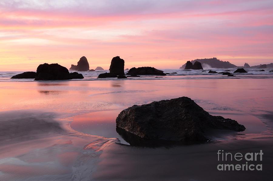 Ocean Photograph - California Coast 3 by Bob Christopher