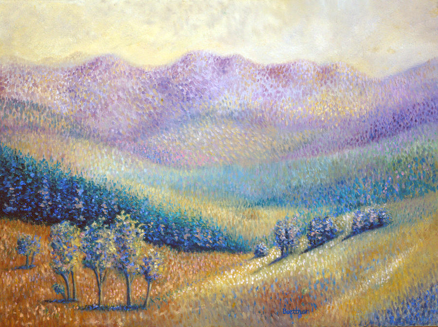 California Pleasant by LYNN BUETTNER