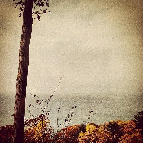 Lake Michigan Photograph - Calm Waters by Michelle Calkins