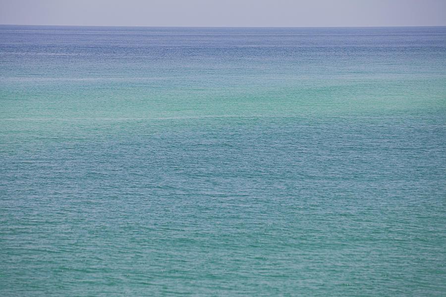 Ocean Photograph - Calm Waters by Toni Hopper