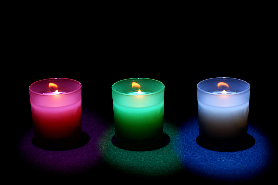 Candles Photograph