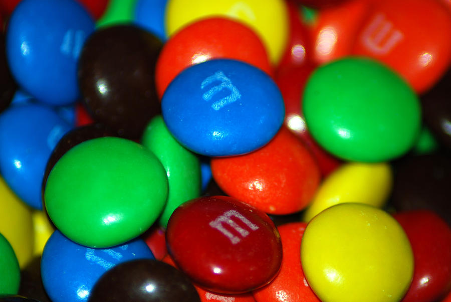Candy Photograph - Candy by Michael Merry