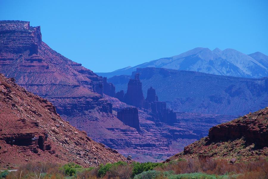 Canyonlands Photograph - Canyon Colors by Dany Lison