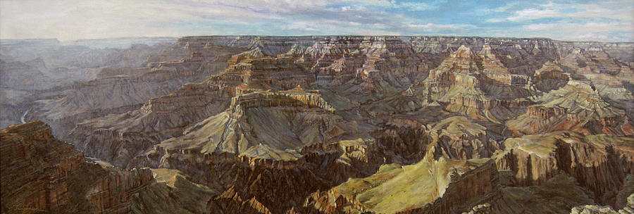 Canyon Song by L Diane Johnson