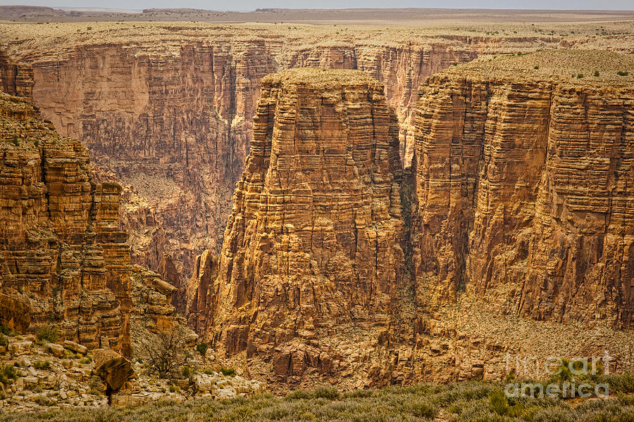 Canyons Photograph - Canyons  by James BO  Insogna