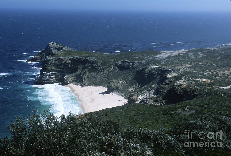 Africa Photograph - Cape Of Good Hope - Africa by Sandra Bronstein