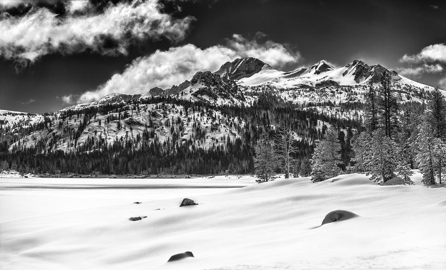 Landscape Photograph - Caples Lake by A A