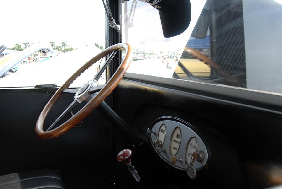 Auto Photograph - Car 195 by Joyce StJames