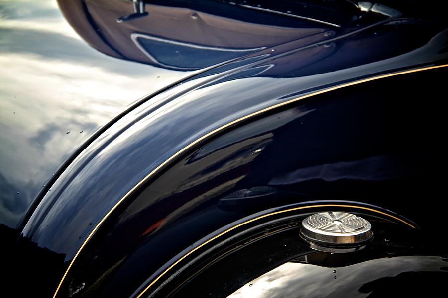 Car Photograph - Car Abstract by Odd Jeppesen