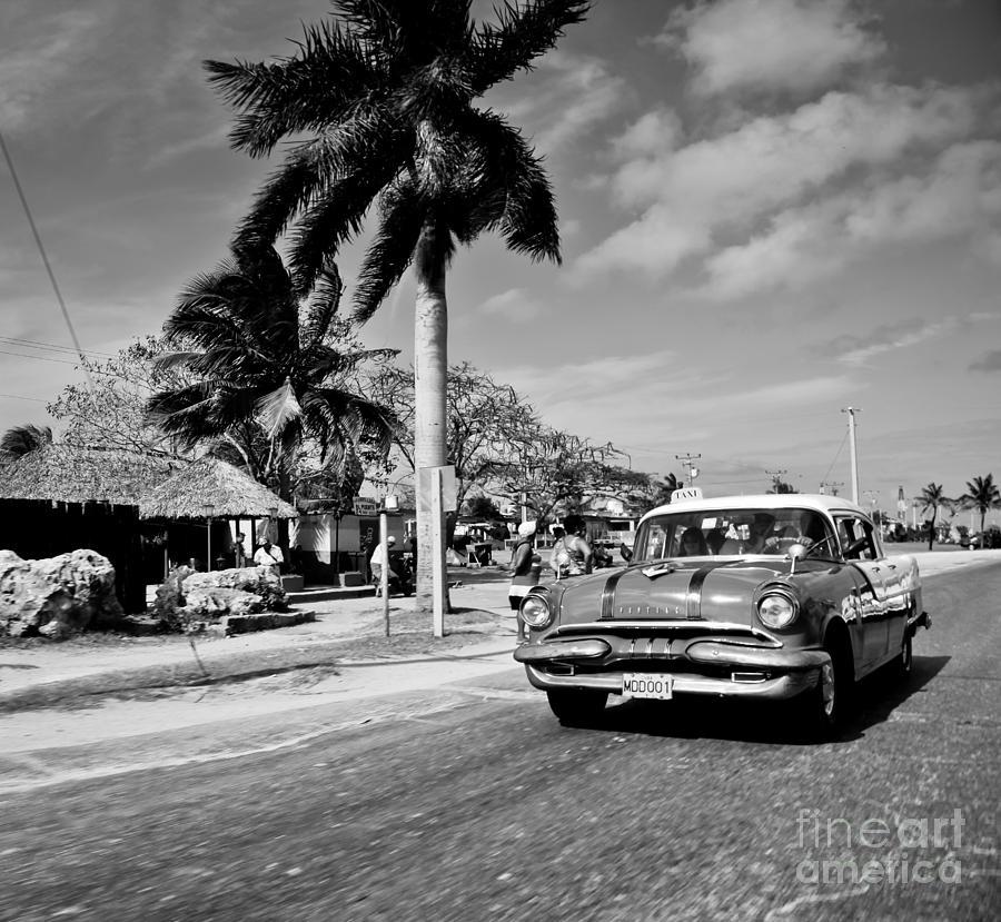 Photograph - Car by Lelya Kupina