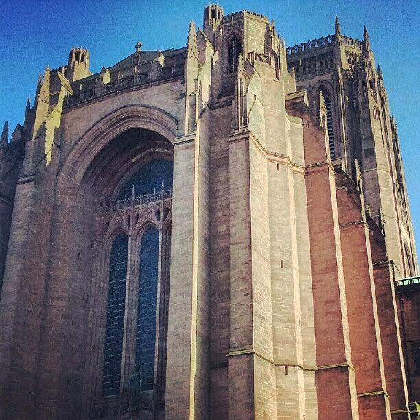 Instagram Photograph - #carhederal #church by Abdelrahman Alawwad