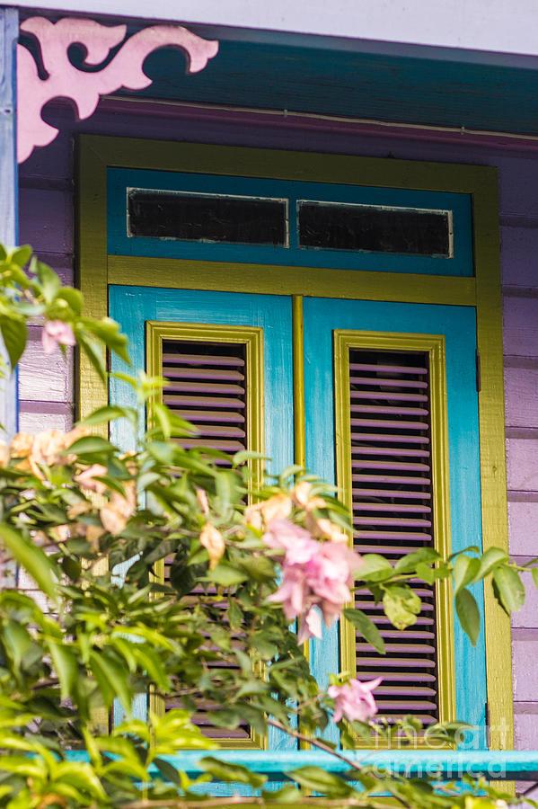 Bvi Photograph - Caribbean Blue by Rene Triay Photography