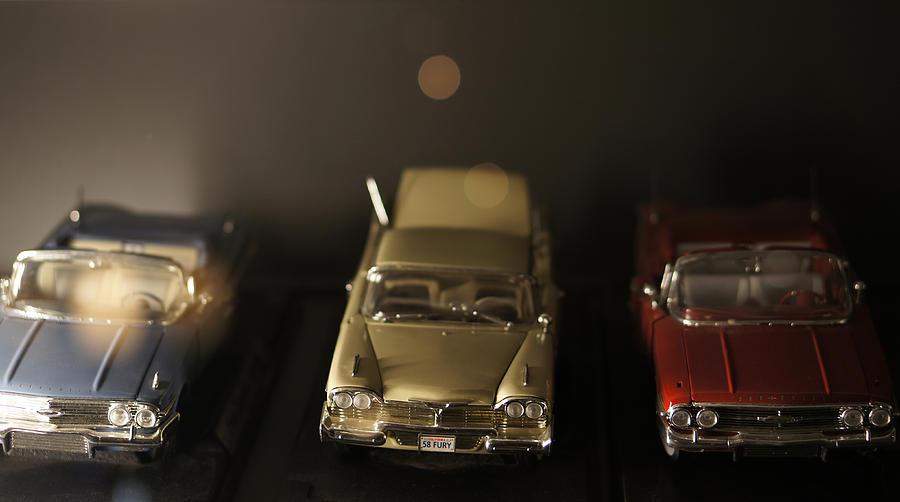 Cars Photograph - Carlitos Way by Marcus Hammerschmitt
