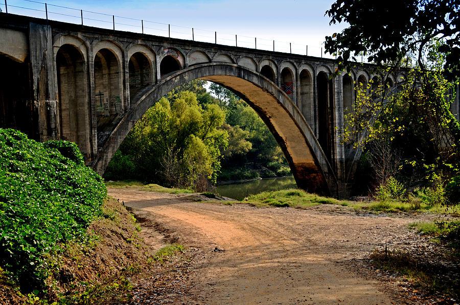 Carolina Bridge by Lyle  Huisken