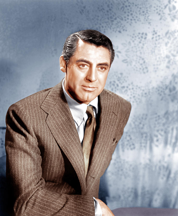 1940s Portraits Photograph - Cary Grant, Ca. 1949 by Everett