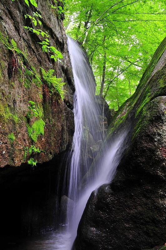 Cascade Falls Photograph by Tina Karle
