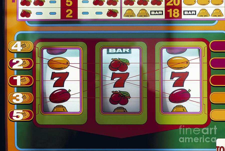 Addiction Photograph - Casino by Juan Silva