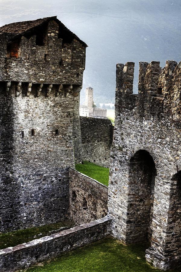 Montebello Photograph - Castle by Joana Kruse