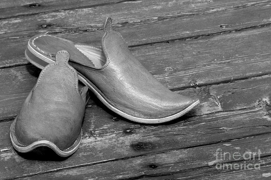 Shoes  Photograph - Casual by Sophie Vigneault