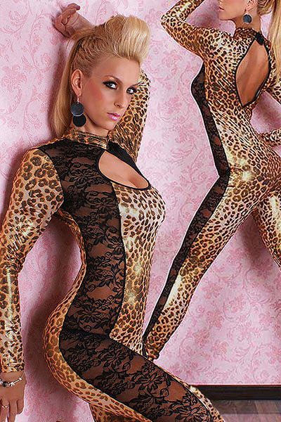 Rubber Wear Relief - Cat Suits  by TwistedMetalSisters TMS