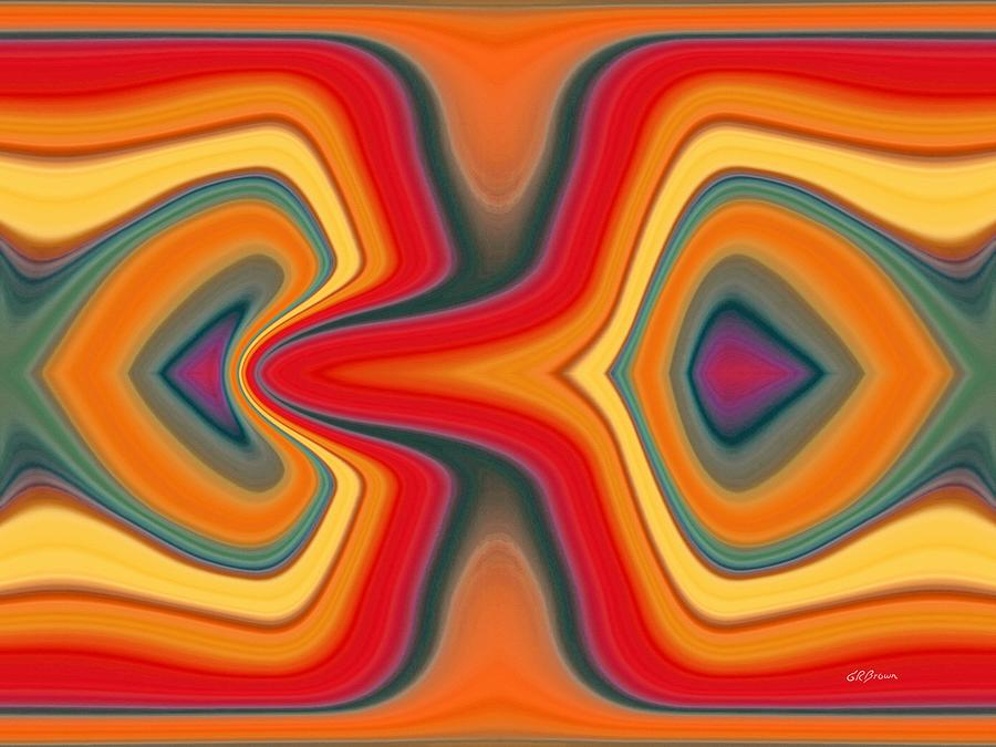 Cause And Effect Digital Art - Cause And Effect by Greg Reed Brown
