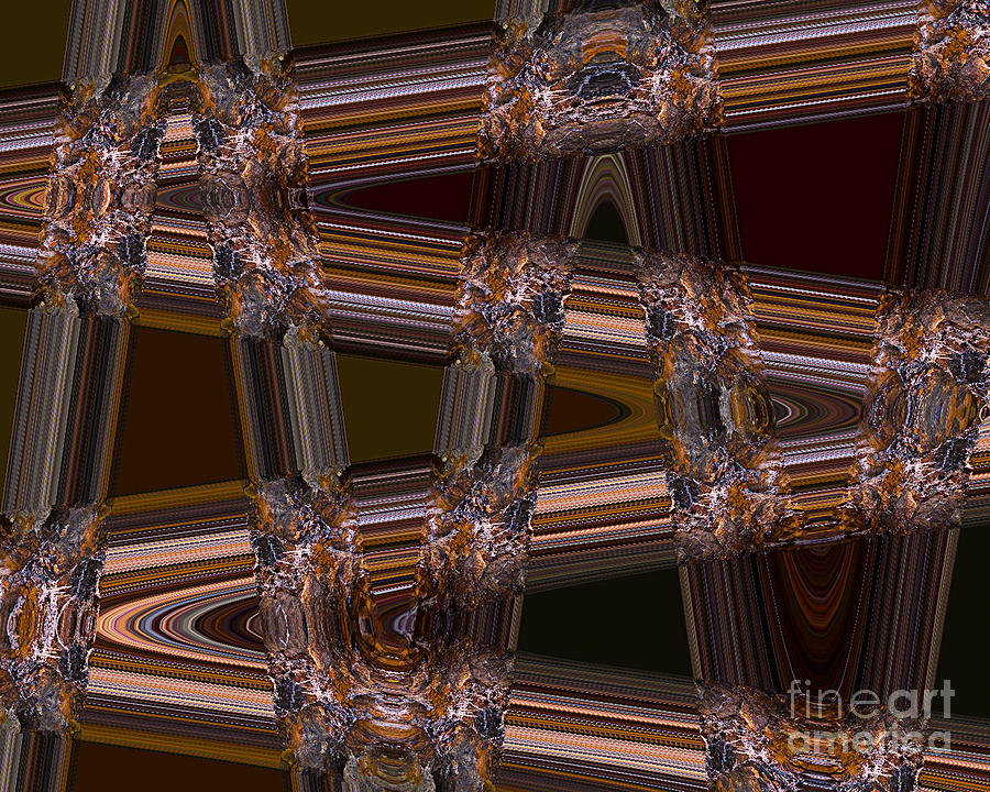 Abstract Photograph - Cave Abstract 1 by Tashia Peterman