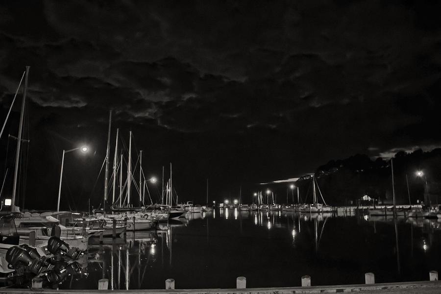 Black Photograph - Cedar Hill by Kelly Reber