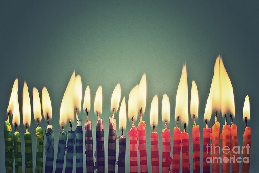 Celebrate Photograph by Catherine MacBride