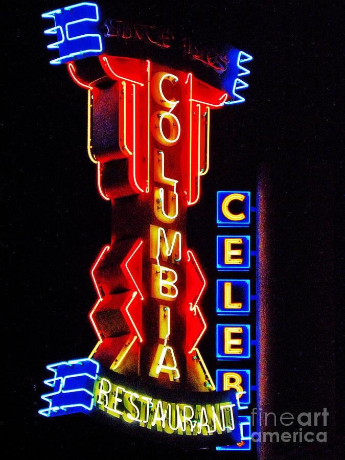 Restaurant Photograph - Celebration Columbia by Becky Wanamaker
