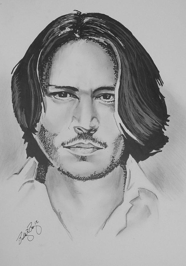Celebrity pencil portrait artists