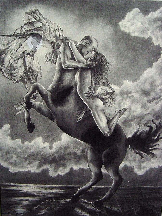 Centaur beach girl — img 7