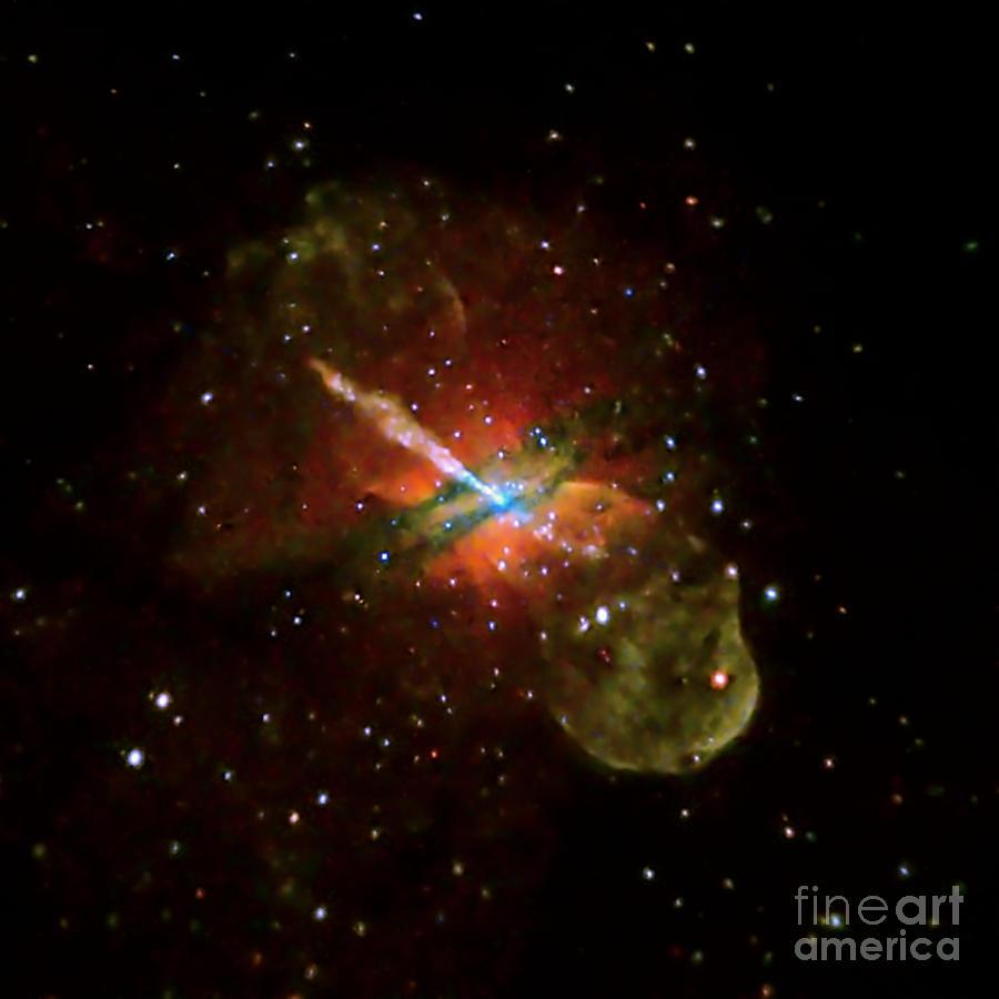 Chandra Photograph - Centaurus A by Nasa