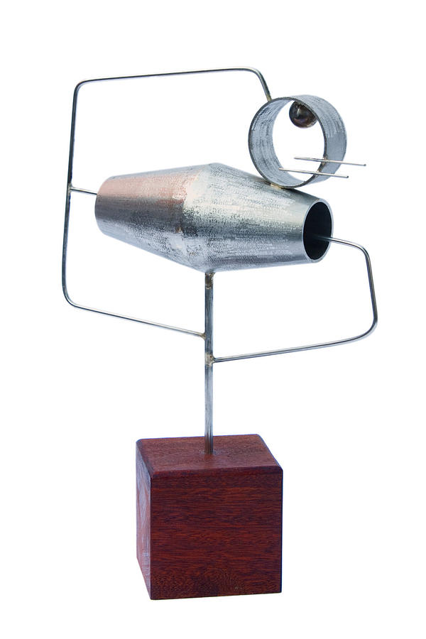 Centrifugo Sculpture by Salvatore Daddario